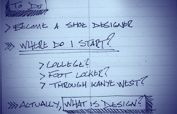 10 steps to becoming a sneaker designer complex a subject line that comes through my inbox all the time is how do i become a shoe designer the simple answer to that is that there are many ways malvernweather Image collections