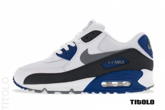 order online big sale sold worldwide Nike Air Max 90 Royal Blue - Musée des impressionnismes Giverny