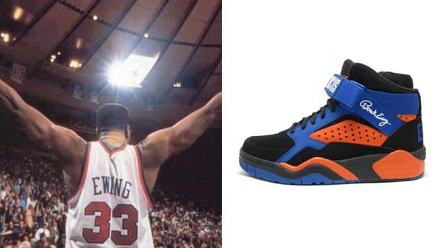 Patrick Ewing Shoes 2013