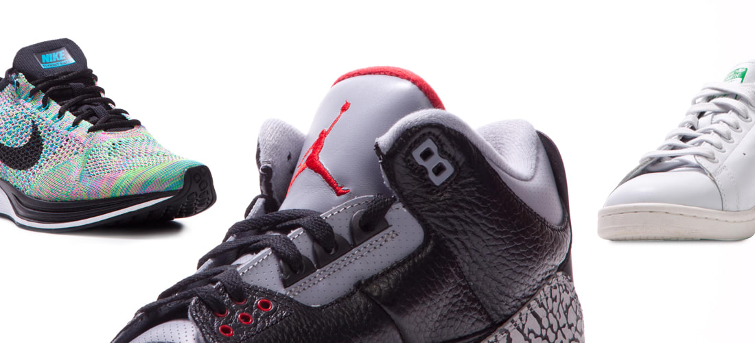 the word iconic especially when it pertains to sneakers should be eliminated from the english vocabu