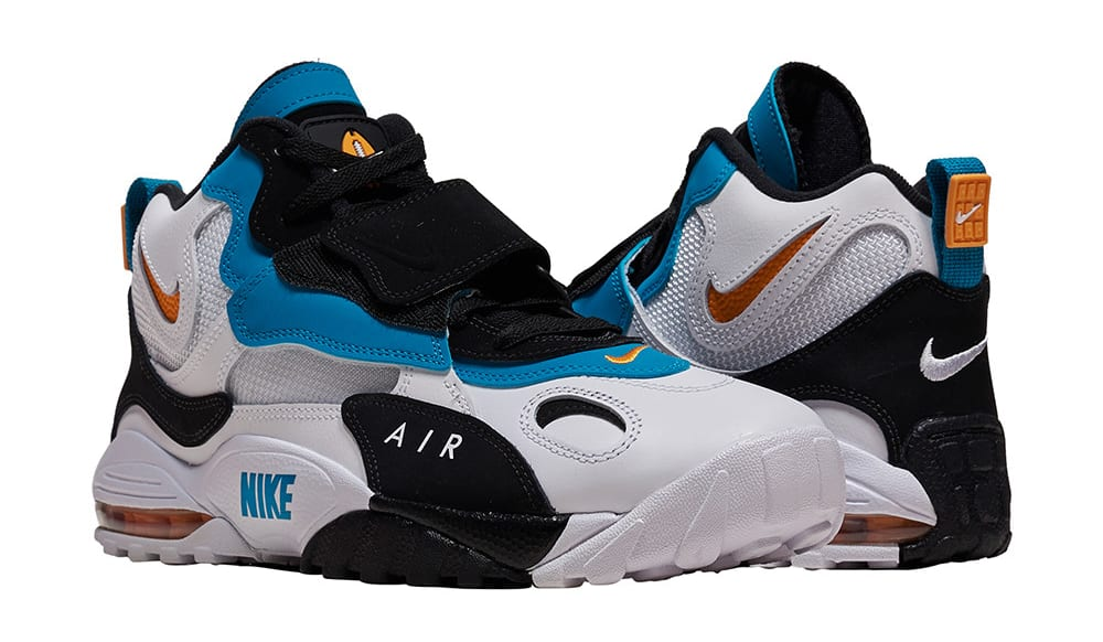 pretty nice cfce9 71726 Nike Air Max Speed Turf 'Dan Marino' 525225-100 Available ...