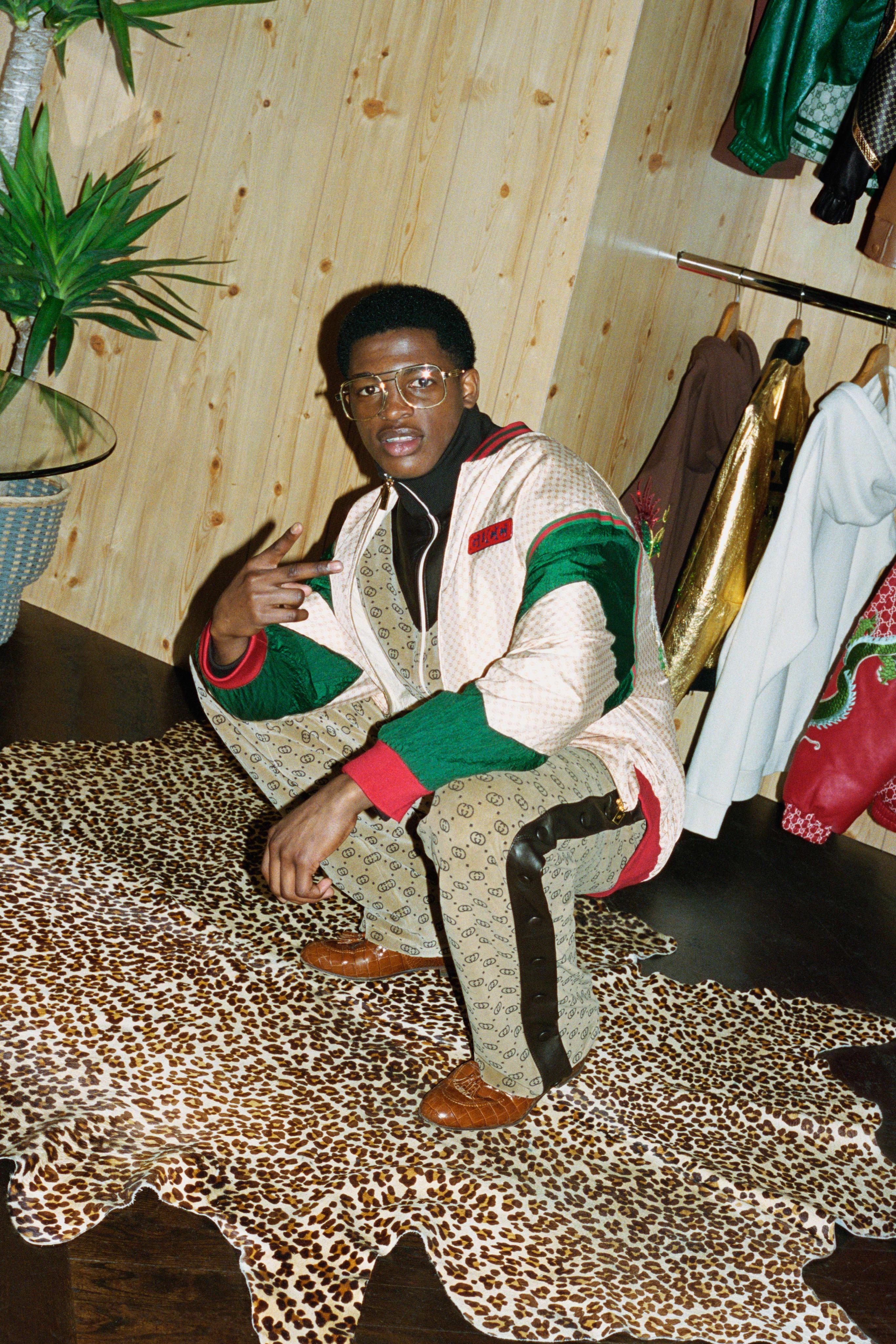 31a3cb4d43 Gucci Dapper Dan Collection