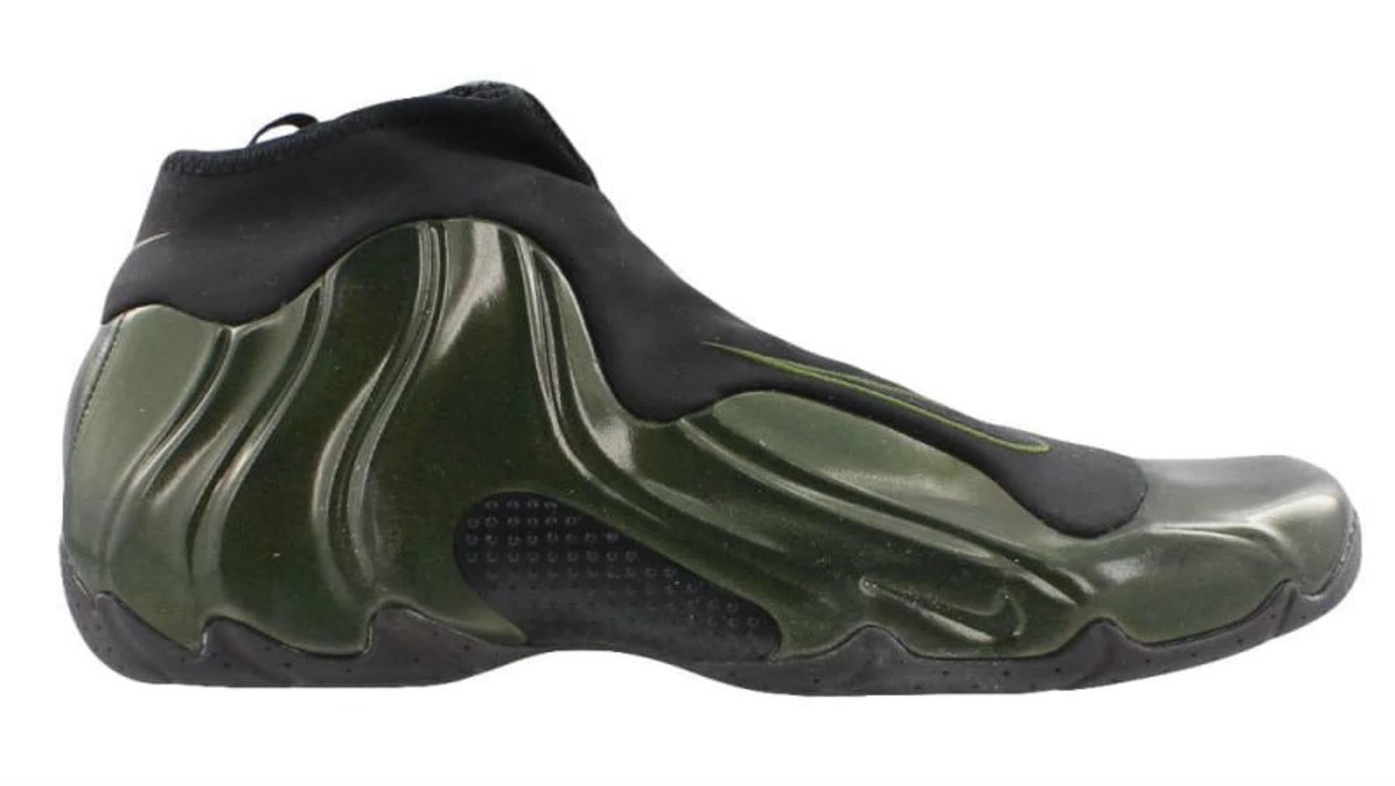 "Nike Flightposite ""Legion Green"""