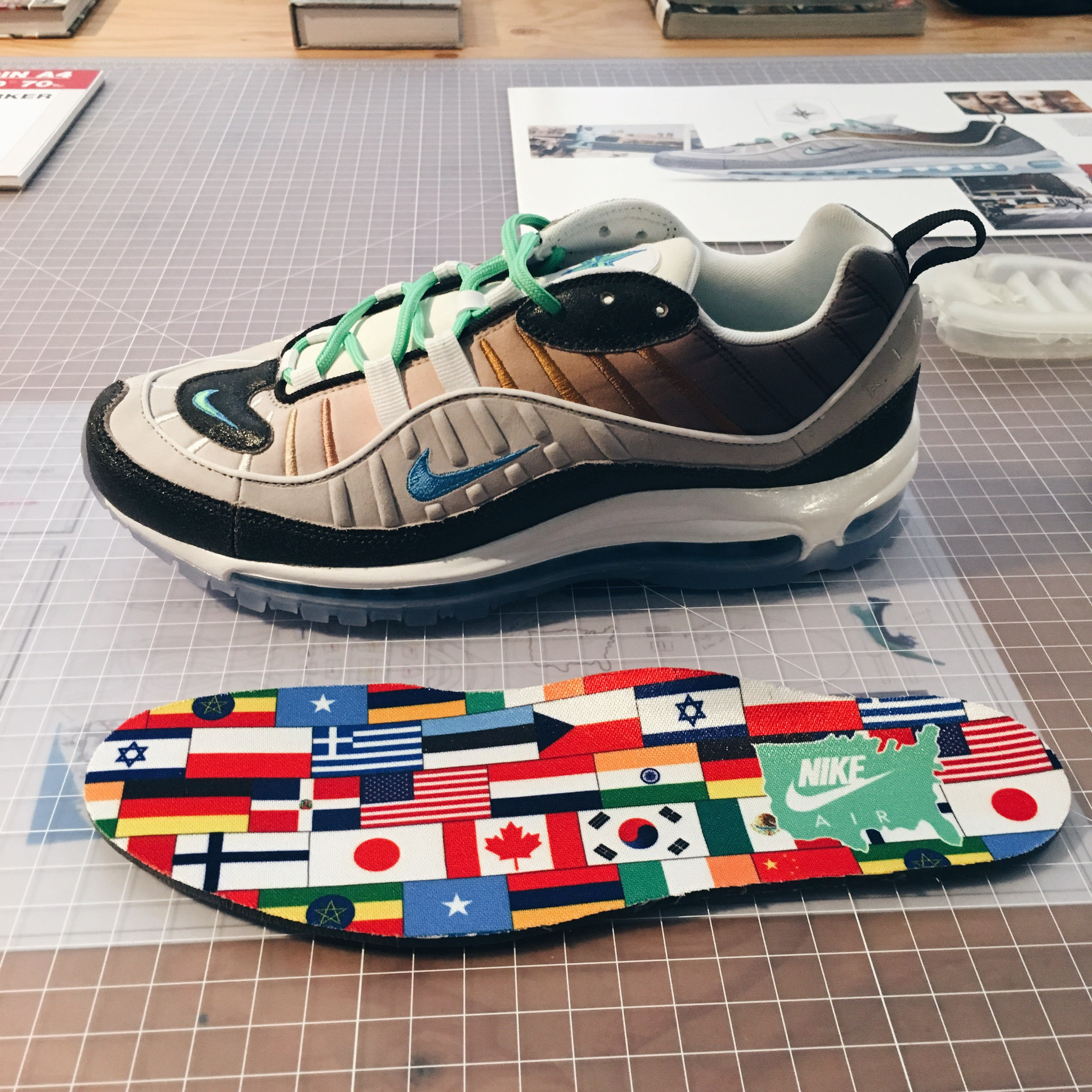 release date: 3d7d5 7adc7 POST CONTINUES BELOW Nike Air Max 97 On Air   ...