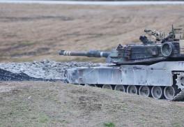 Abrams Tanks May Soon Have Drone 'Wingmen'