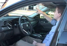 College Kid Builds Self-Driving Car