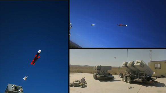 The Coyote UAS Has Completed Testing for Drone-Killing Missions