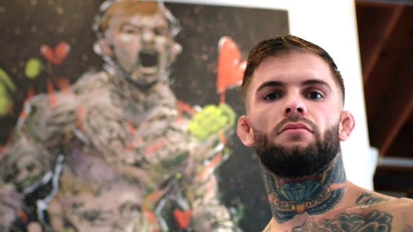 "Stay Tuned for an Exclusive Look at UFC's Cody ""No Love"" Garbrandt Road to Redemption"