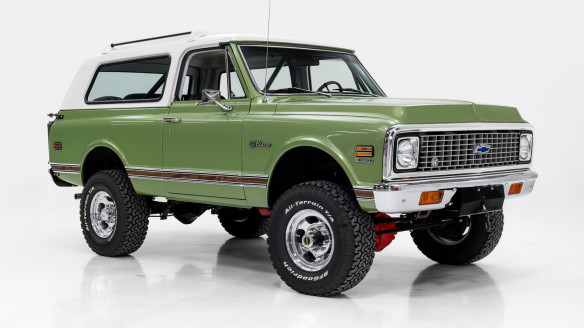 1972 Chevrolet Blazer Cheyenne | Ride of the Week