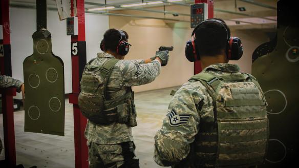The U.S. Air Force Defender Challenge Is Back!
