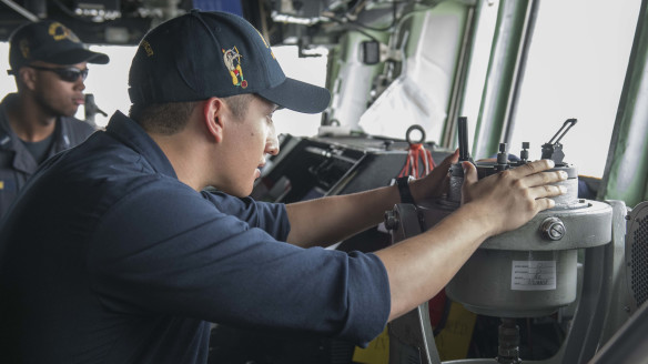 U.S. Navy Has Changed Qualifications For Surface Warfare Officer (SWO)