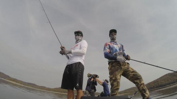 HHHHH Sneakin' and Fishin'