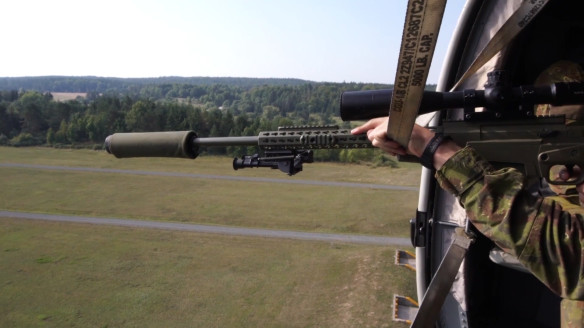 The Results Are in for the 2018 Europe Best Sniper Team Competition
