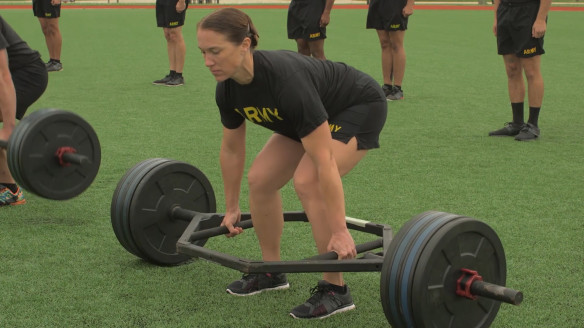 We Break Down the Army's New Fitness Standards