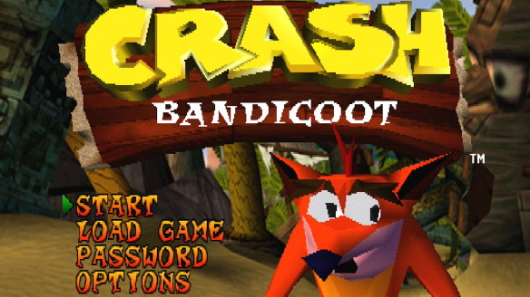 Crash Bandicoot | Gaming Throwback