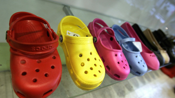 Crocs Manufacturing Plants Are Being Sold Off