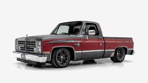 1986 Chevrolet Silverado | Mod Madness