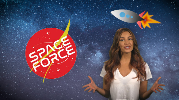 Space Force Is Being Planned––For Real