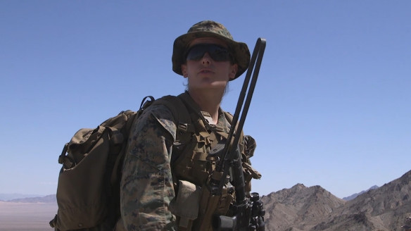 24-Year-Old Becomes The Marines' First Female Platoon Leader