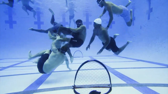 Underwater Torpedo: a Sport Developed by Marine Spec Op Water Survival Instructors