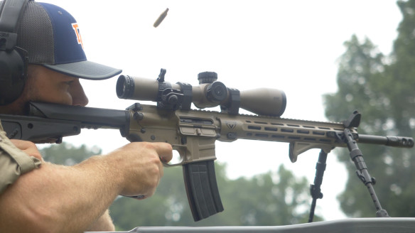 We Take a Look at the Savage MSR 15