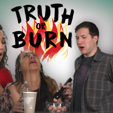 Our Hosts BARE IT ALL in Truth or Burn