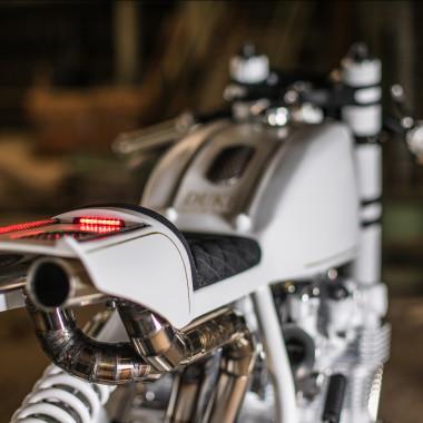 "1973 Honda CB500 ""Mrs. Duke"" | Mod Madness"