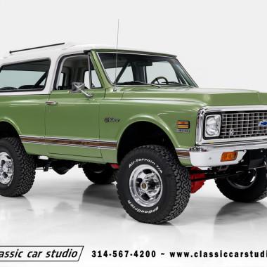 1972 Chevrolet Blazer Cheyenne | Ride of the Week