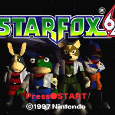 Star Fox 64 | Gaming Throwback