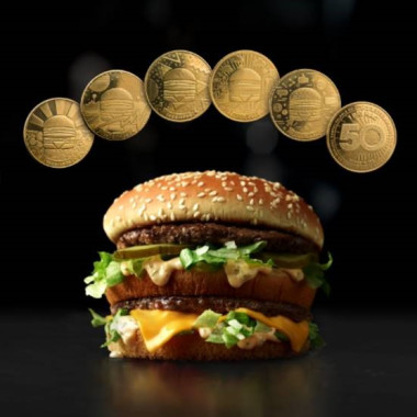 Move Over Cryptocurrency, Meet McDonald's MacCoin