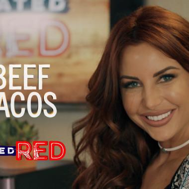 Red Hot Cookin': Beef Tacos