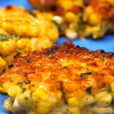 Red Hot Cookin': Corn Fritters