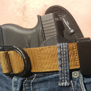 Mat Best's Pros and Cons of Appendix Carry