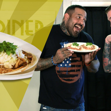 Recipes with Rocco: Pulled Pork Tacos