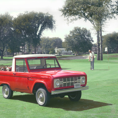 Ride of the Week: 1966 Ford Bronco