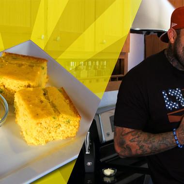 Recipes with Rocco: Sweet Jalapeno Cornbread