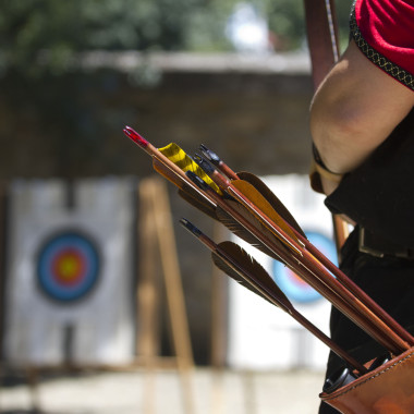 Arrow Types: Bow Basics with Cam Hanes