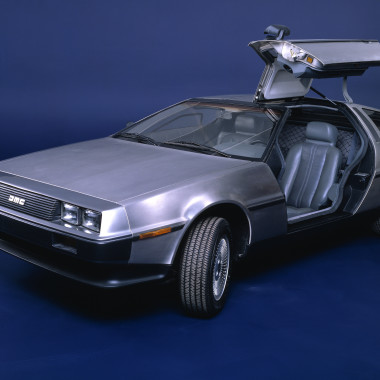 Ride of the Week: DeLorean DMC-12