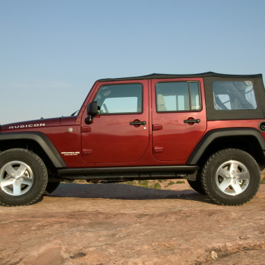 Ride of the Week: 2007 Jeep Wrangler
