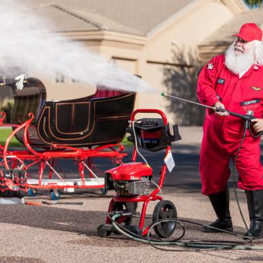 Ride of the Week: Santa's Sleigh