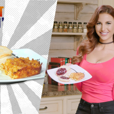 Red Hot Cookin': Hash Browns