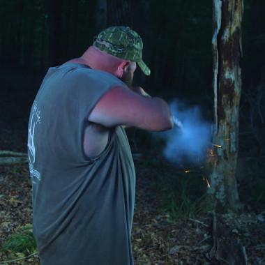 Alabama Boss Takes Down a Dead Tree