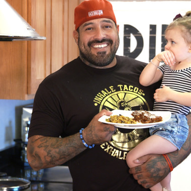 Recipes with Rocco: Chicken Mole
