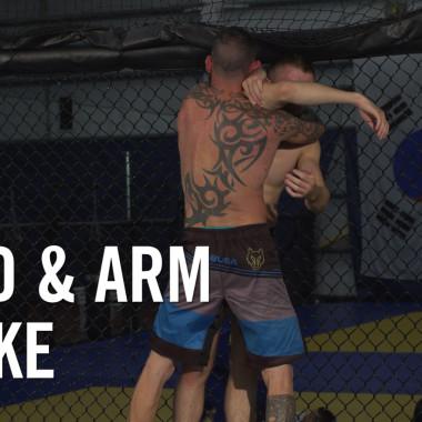 MMA Breakdown: Head And Arm Choke