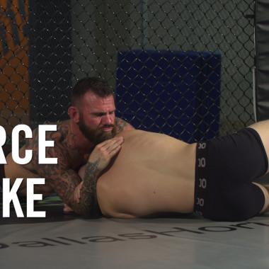 MMA Breakdown: D'Arce Chokes