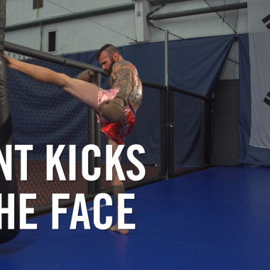 MMA Breakdown: Front Kicks To The Face