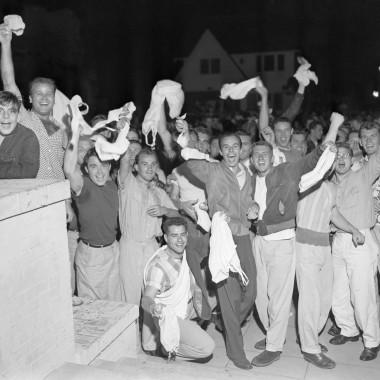 Strange Heartland History: The Panty Raid Epidemic of 1952