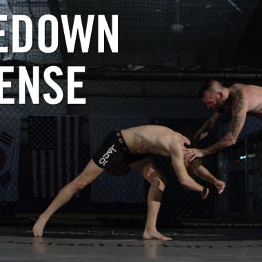 MMA Breakdown: Takedown Defense
