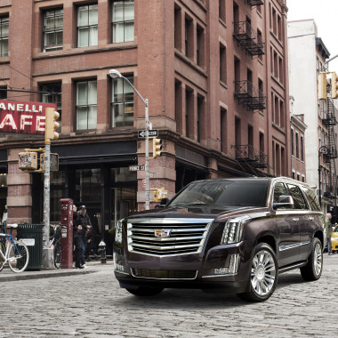 Ride of the Week: Cadillac Escalade