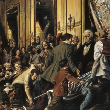 Strange Heartland History: Andrew Jackson's Epic White House Rager